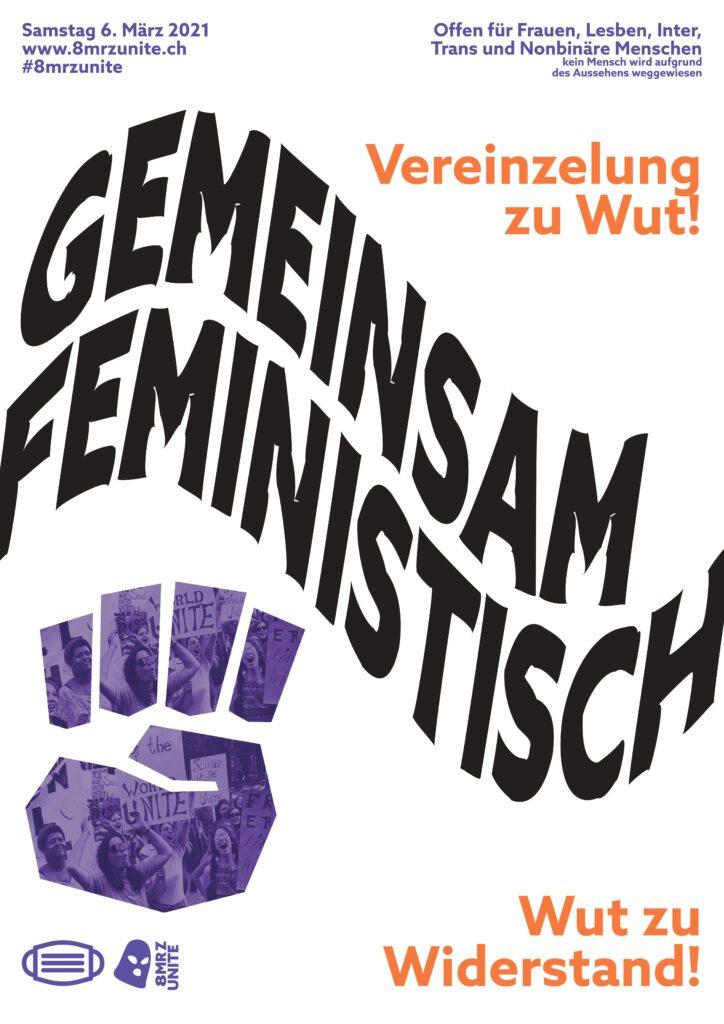 8.März, Feminismus